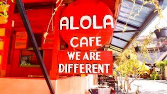 Alola Cafe