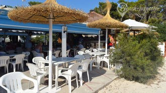 Cafetería Cala Mondragó