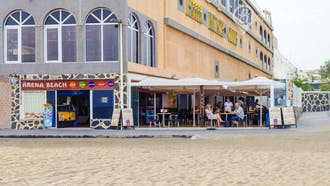 Restaurante Arena Beach