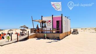 Camaleão beach bar - Ilha Armona Algarve