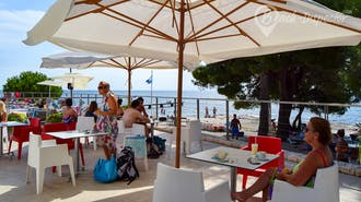 Beach Bar Villas Rubin