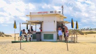 Kiosco Beach N5