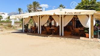 Restaurante Palm Beach Los Monteros