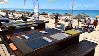 Praia de Faro - Wax Restaurant & Bar