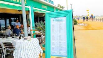 Restaurante Marisquería L'Escamarlà