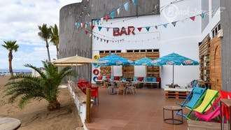 Beach Terrace Fariones