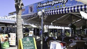 Hemingway Restaurant Meloneras