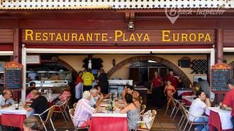 Restaurante Playa Europa Marbella