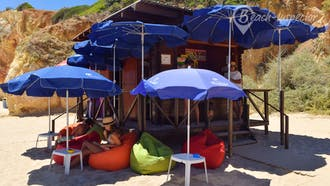 Snacks Bar Praia do Barranco das Canas