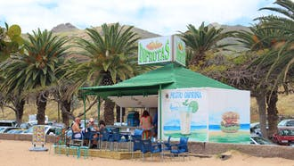 Strandbar Difrutas