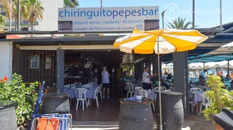 Chiringuito pepes bar