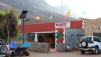 Restaurante Cofete