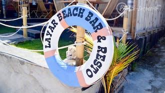 Layar Beach Bar