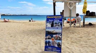 Wassersportverleih Playa Dorada