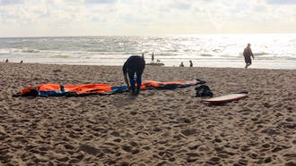 Sunset Beach - Surfschule Westerland