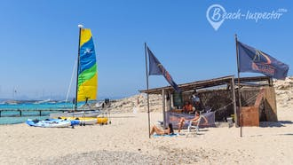 Escuela de Vela Playa de ses Illetes