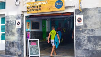 California Surf Center