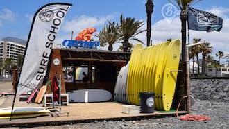Surf Academy Arona Tenerife