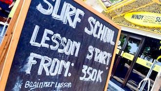 Windy Sun Surfschool