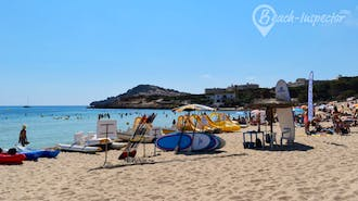 Fun Beach Cala Agulla