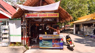 Krabi Diving Center Nopparat Thara Beach
